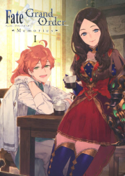 [Artbook] Fate Grand Order Memories I-II