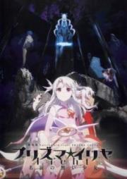 [Artbook]劇場版 Fate kaleid liner プリズマ☆イリヤ Licht 名前の無い少女 クリアファイル付きパンフレット