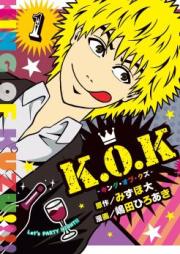 K.O.K -キング・オブ・クズ- 第01-04巻