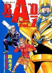 [Novel] B.A.D. 第01-13巻