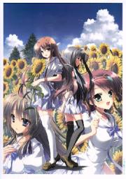 [Artbook] 夏空のペルセウス ビジュアルファンブック [Natsuzora no Perseus Visual Fan Book]