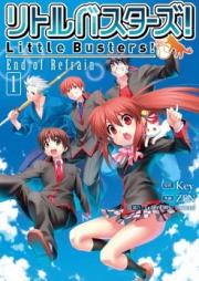 リトルバスターズ!End of Refrain 第01巻 [Little Busters! – End of Refrain vol 01]