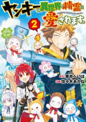 ヤンキーは異世界で精霊に愛されます。 第01-02巻 [Yanki wa Isekai de Seirei ni Aisaremasu vol 01-02]