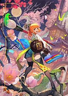 [Artbook] lack画集2 RPG